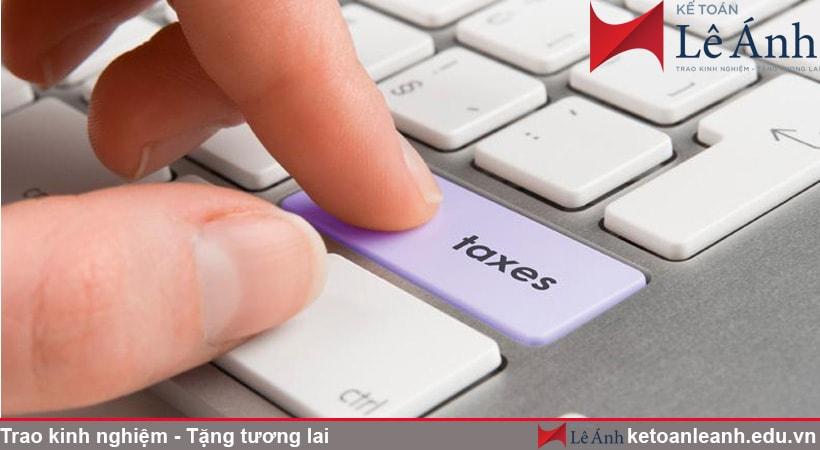 Quyết toán thuế khi doanh nghiệp chuyển đổi loại hình