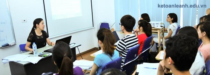 trung tâm dạy kế toán thực hành tốt nhất