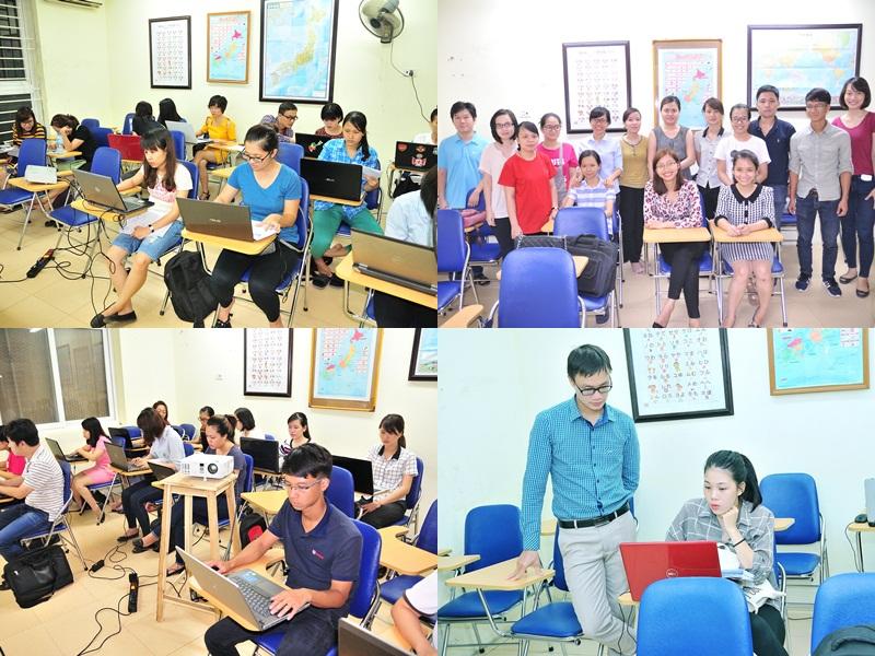 Lớp học kế toán tổng hợp thực hành ở Hà Nội,tphcm