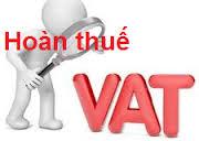 Thủ tục hoàn thuế Gía trị gia tăng (GTGT) mới nhất 2016