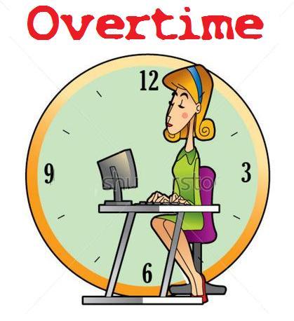 Hướng dẫn chi tiết quy định về lương làm thêm giờ theo quy định mới nhất
