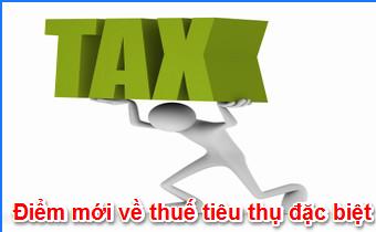 Các đối tượng không chịu thuế Tiêu thụ đặc biệt