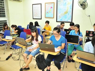 Tìm lớp học kế toán thực hành tại Hà Nội