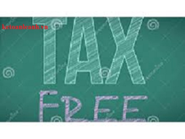 Các trường hợp không phải kê khai, tính nộp thuế Gíá trị gia tăng