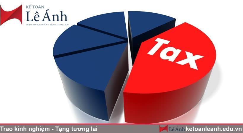 Các khoản chi phí không được trừ, không hợp lý, hợp lệ