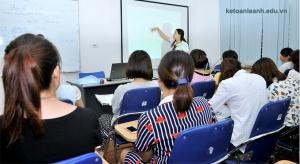 Trung tâm dạy kế toán tổng hợp thực hành được đánh giá tốt nhất tại TPCM