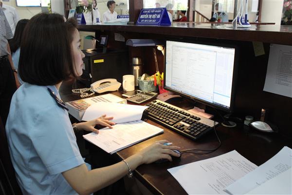 Hướng dẫn kê khai thuế GTGT của hàng nhập khẩu
