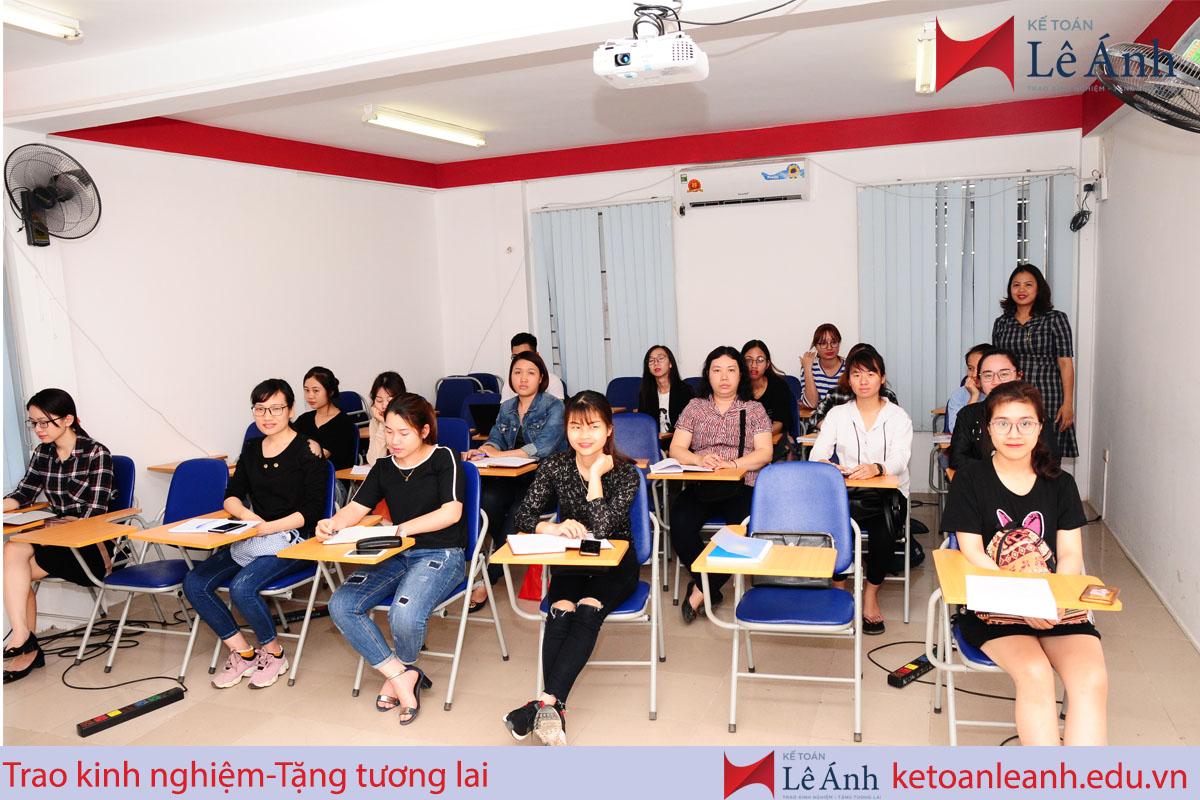 khóa học kế toán tổng hợp quận 3 tphcm