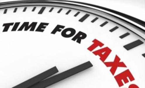 Chậm nộp thuế tính lãi