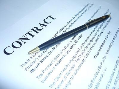 Một số lưu ý khi ký kết hợp đồng mua hàng với người bán