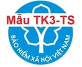 Hướng dẫn cách lập Mẫu Tk3-TS Tờ khai cung cấp và thay đổi thông tin đơn vị tham gia BHXH