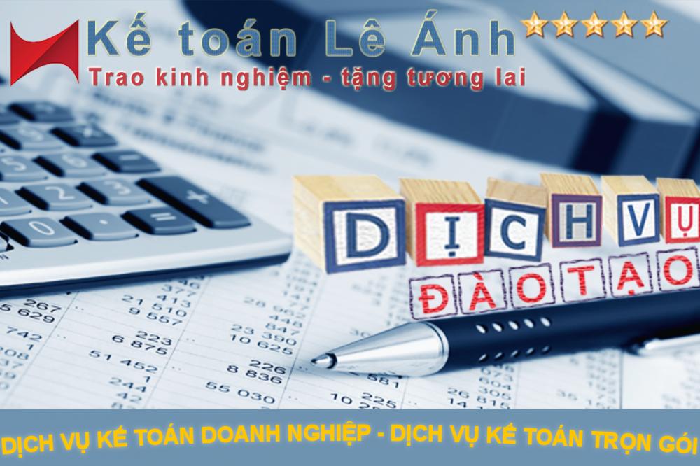 Địa chỉ làm kế toán trọn gói tại Hà Nội