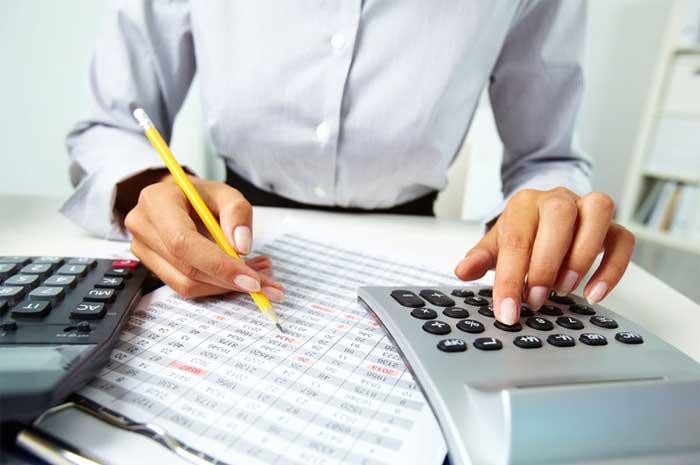 Hướng dẫn lập Bảng cân đối kế toán trên excel