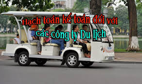Hạch toán các nghiệp vụ kinh tế phát sinh tại công ty du lịch