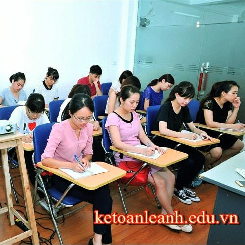 Trung tâm đào tạo kế toán tổng hợp tại Hà Nội