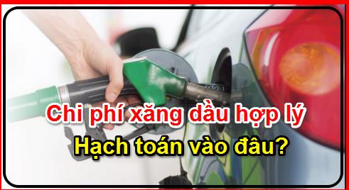 Thời điểm xuất hóa đơn, xử lý vi phạm hóa đơn,hợp thức hóa chi phí xăng dầu