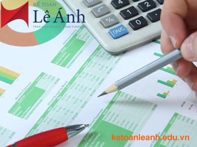 Hệ thống Báo cáo tài chính theo thông tư 133 bao gồm những gì