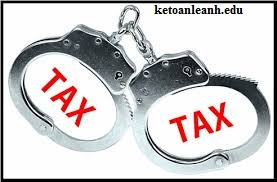 Mức phạt chậm nộp thuế mới nhất