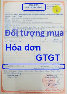 Đối tượng mua hóa đơn của cơ quan thuế theo thông tư 39/2014/TT-BTC