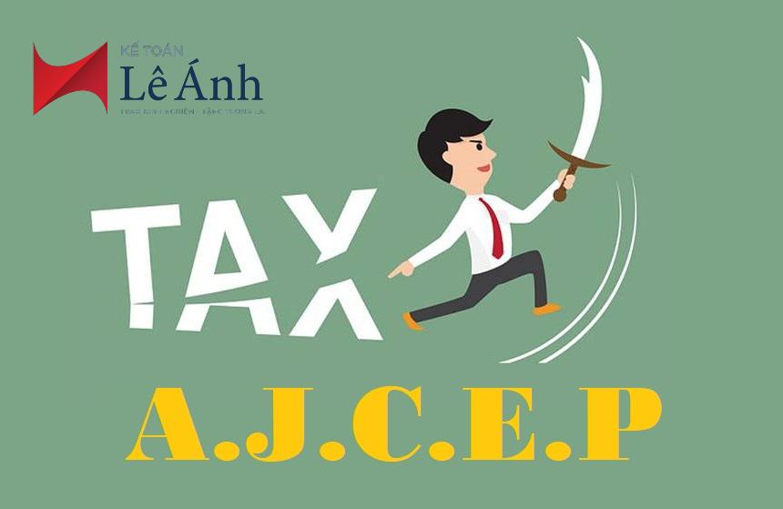 Biểu thuế AJCEP 2018 - 2023 - Nghị định 160/2017/NĐ-CP
