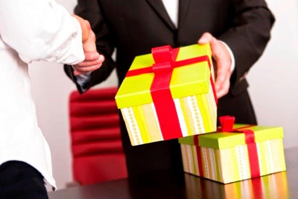 Hạch toán hàng cho, biếu, tặng mới nhất