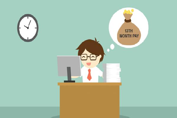 Lương thưởng tháng 13 có được cho  vào chi phí hợp lệ không?