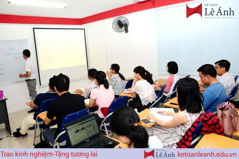 Khoá học tin học văn phòng
